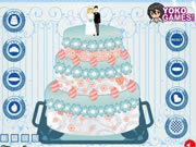 Play A perfect wedding cake