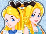 Play Alice in Fashionworld