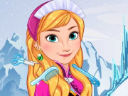 Play Anna Frozen Hair Spa