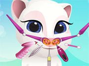 Play Baby Angela Nose Doctor