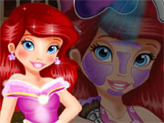 Play Baby Ariel Makeover