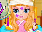 Play Baby Barbie Hospital Recovery