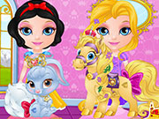 Play Baby Barbie Pets Beauty Pageant 2