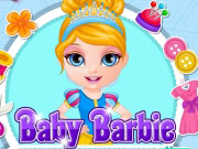 Play Baby Barbie Princess Dress