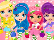 Play Baby Barbie Strawberry Costumes