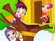 Play Baby Barbie Treehouse