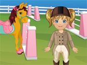 Play Baby Emma - Pony Care