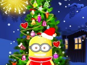 Play Baby Minion Tree Decoration