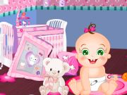 Play Baby Rosy Bedroom Decoration