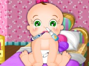 Play Baby Rosy Flu Problems