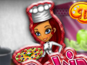 Play Bake Sweet pies with Lisa