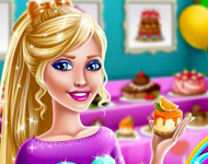 Play Barbie Dessert Shop