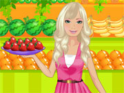 Play Barbie Fruiterer