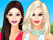 Play Barbie Rompers