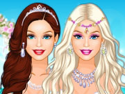 Play Barbie's Beachside Wedding