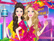 Play Barbie's New Year's Eve