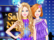 Play Barbie Salsa Dancer