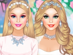 Play Barbie Winter Wedding