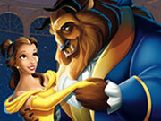 Play Beauty and the Beast Hidden Letters