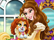 Play Belle Palace Pets
