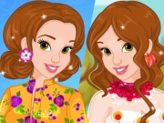 Play Belle's Fall Floral Fashion