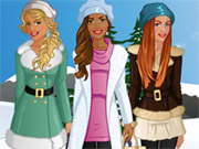 Play BFF Studio - Winter Walk