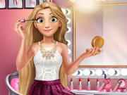 Play Blonde Princess Makeup Time