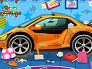 Play Car Wash Cleanup 3