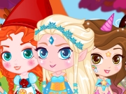Play Chibi Magical Creature