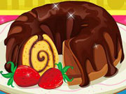 Play Cocoa Ripple Cake