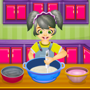 Play Cooking Lemon Cheese Cake