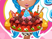 Play Cutie Trend-Ice Cream Cake