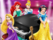 Play Disney Princesses Music Party