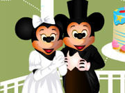 Play Disney Wedding Idea