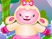 Play Doc McStuffins Lamb