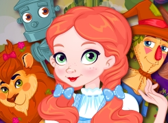 Play Dorothy's Adventures In Oz