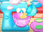 Play Easter Cupcakes Chef