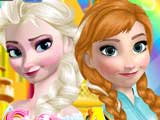 Play Elsa and Anna Makeup