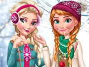 Play Elsa And Anna Winter Trends