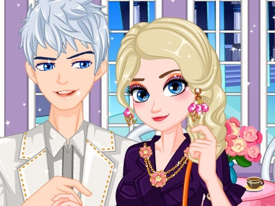 Play Elsa And Jack Date Night