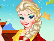 Play Elsa China Princess