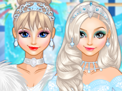 Play Elsa's Winter Wedding
