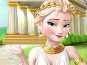 Play Elsa Travel Ancient Greece