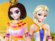 Play Elsa Travel Egypt