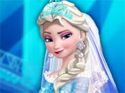 Play Elsa Wedding Party