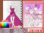 Play Fashion Studio - Prom Dress Design