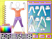 Play Fashion Studio - Sport Outfit