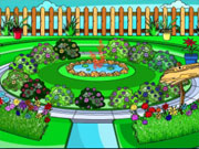 Play Flower Garden Coloring