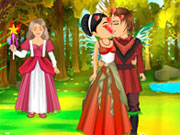 Play Forest Fairy Kissing
