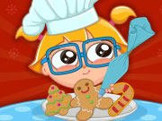 Play Gingerbread Cooking